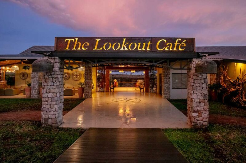 lookout cafe